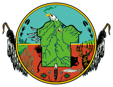 bad river tribe - logo